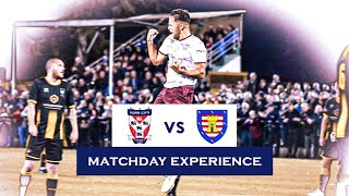 📹 Matchday Experience: York City vs Morpeth Town | Emirates FA Cup