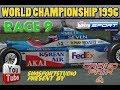 Grand Prix 4. Mod 1996. Race 9. France. Qualify and Race.