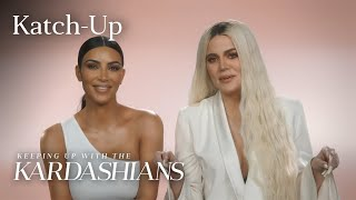 "Kim and Khloé Find Clarity & Scott and Kourtney Work On Their Future: ""KUWTK"" Katch-Up (S16, Ep4)"