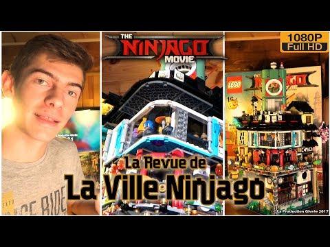 Revue de La Ville Ninjago™ - LEGO® Ninjago™ le Film - HD streaming vf