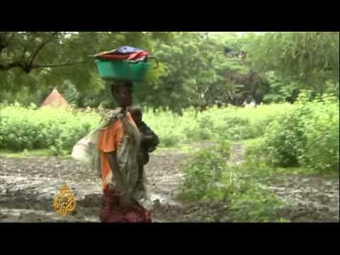 Southern Sudan faces food crisis
