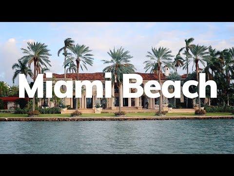 LAS CASAS DE LOS FAMOSOS | Miami Beach