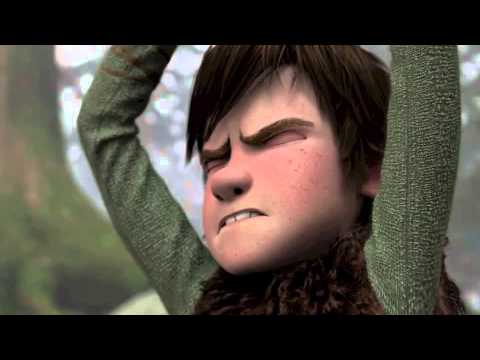 Httyd Hiccup Meets Toothless