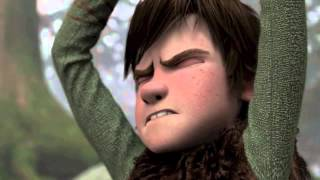 Repeat youtube video HTTYD: Hiccup Meets Toothless