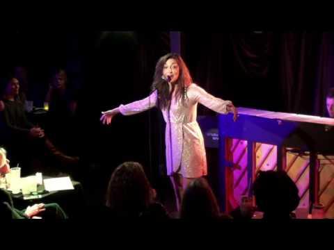 Brianna Barnes singing ' Many the miles'