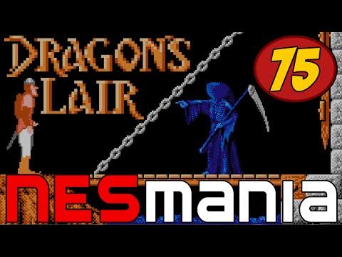 75/714 Dragon's Lair - NESMania