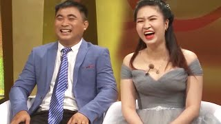 Vợ Chồng Son Hài Hước   Ngày 25/5/2020   Hồng Vân - Quốc Thuận   Long Trung - Bích Trâm   Tập 80