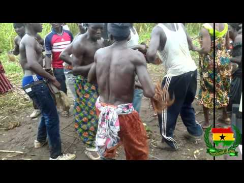 Feel the Music, Enjoy the Dance. Only at Northern Ghana! #ProudofTheNorth