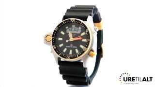 jp2004 07e en opdateret udgave af det ikoniske pingo dykkerur