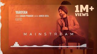 Gambar cover YAARIYAN - Amantej Hundal | MAINSTREAM (Full Album) | Audio | Latest Punjabi Songs 2020