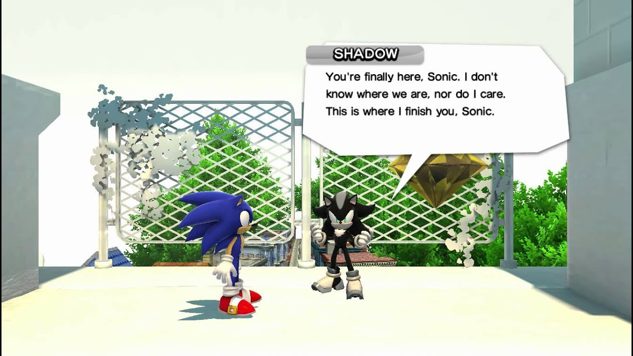 Pictures of Mephiles The Dark Sonic Generations - stargate