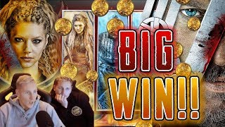 Vikings Big win - Casino - free spins (Online Casino)