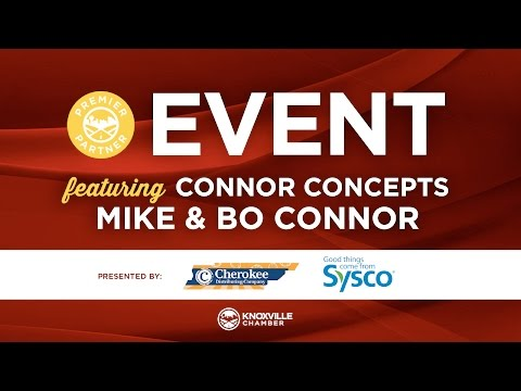 Premier Partner Event Featuring Mike & Bo Connor