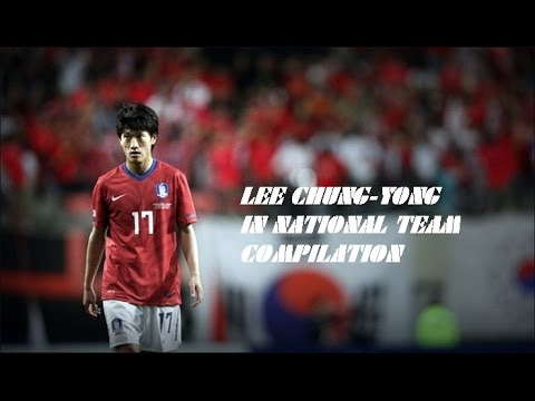 이청용 ▶ Lee Chung-Yong ● 국가대표팀 스페셜 ● Korea National Team Most Valuable Player