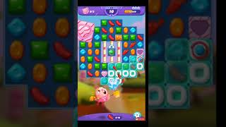 Candy Crush Friends Saga Level 615 NO BOOSTERS - A S GAMING
