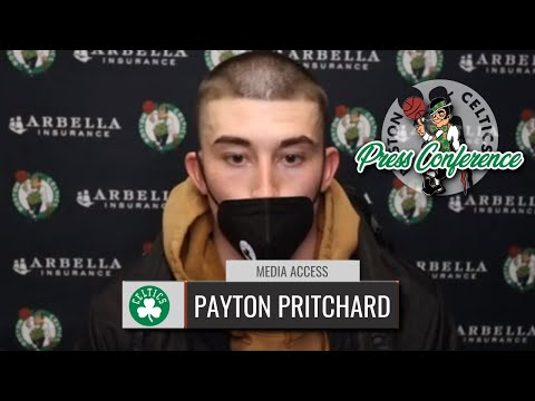 """Payton Pritchard Says he has Hit """"Rookie Wall"""" 