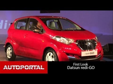 Datsun redi-Go First Look - Autoportal