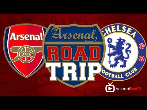 Road Trip To The Emirates - Arsenal V Chelsea