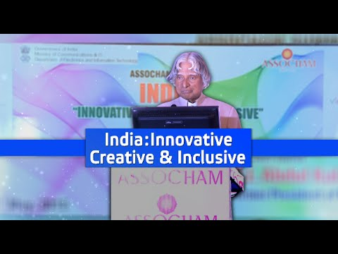 Discourse - India: Innovative, Creative and Inclusive