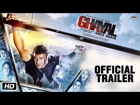 Ghayal Once Again - Official Trailer 2016