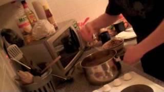 How To Make Banana Muffins! Pt I