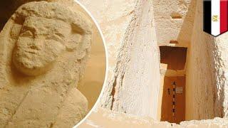 2000年以上前の古代エジプトの墓発見 巨大共同墓地か