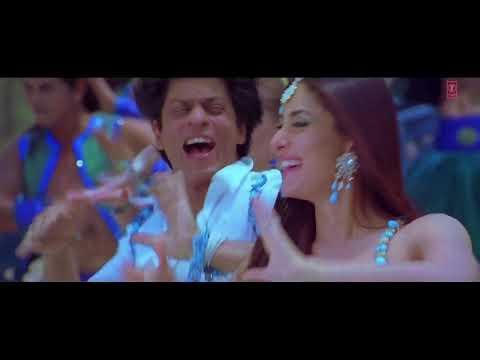 Marjaani Full Video Song Billu   Shahrukh Khan   K