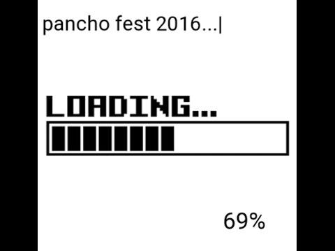 PANCHO FES´T 2016