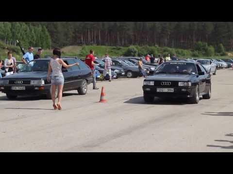 Audi C3 Avant vs B2 Coupe