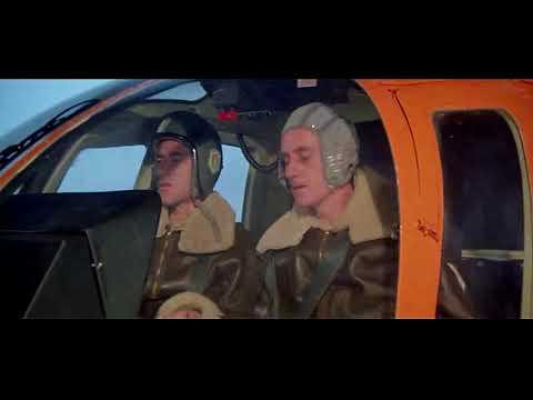 James Bond Dangereusement Vôtre Helicopter Scene
