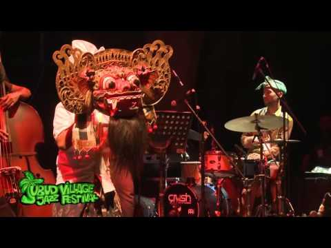 UBER BARONG - Gustu Brahmanta Fusion Project at Ubud Village Jazz Festival 2015