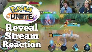 Pokemon Unite Reveal w/ GB & KZxcellent