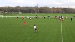 Sam Golan v Liverpool U16 Academy Team - Derby Trials