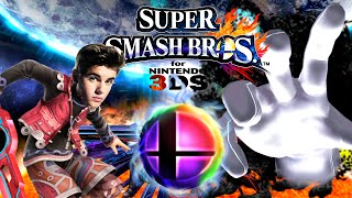 Super smash Bros 3DS | Shulk | Justin Bieber | Clasico