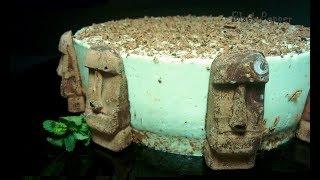 Торт с мятой | Мятный Чизкейк | Шеф Black Pepper