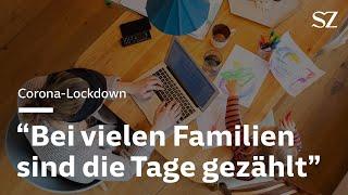Lockdown bringt Familien an die Belastungsgrenze