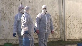 В Москве до 10 апреля вводится запрет на проведение массовых мероприятий из-за коронавируса.