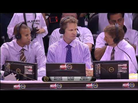 2012 NBA Playoffs - Game 5 Oklahoma City Thunder vs San Antonio Spurs Part 8