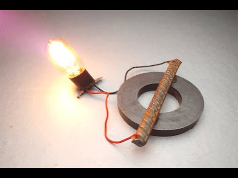 Easy Free Energy Experiment Generator Magnets // Work 100%.