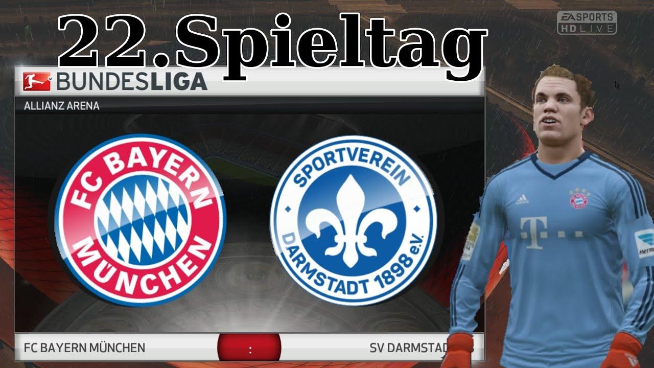 Darmstadt Bundesliga