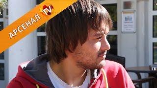 Владислав Рыжков отвечает на вопросы болельщиков