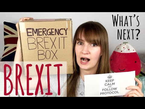 BREXIT! What's next for EU expats?!
