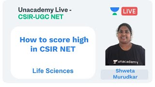 How to score high in CSIR NET by Saranya V