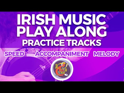 [PRACTICE APP] Play along Backing Tracks for Irish Jigs & Reels (2018)