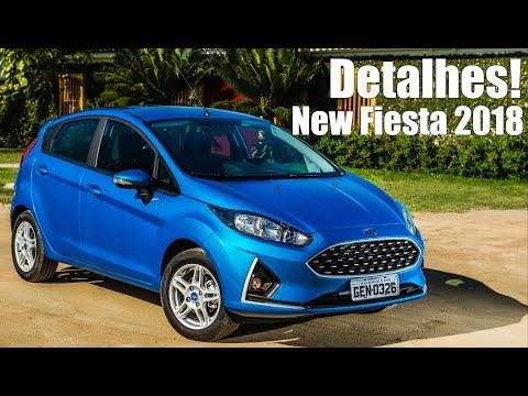 New Fiesta 2018 Sel 1 6 Falando De Carro Youtube