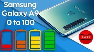 SamsungGalaxyA9 #Battery_test #SAFNY Samsung Galaxy A9 2018 Battery...