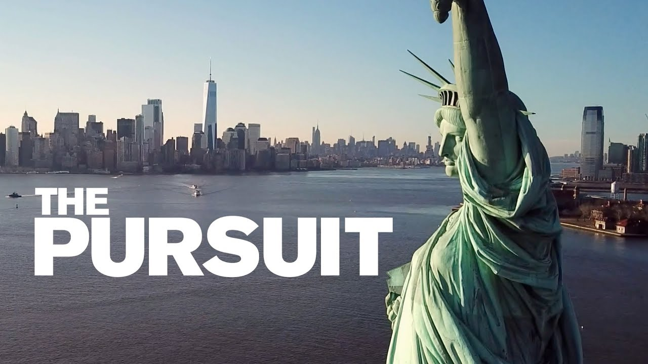 The Pursuit- great movie, well worth your time!