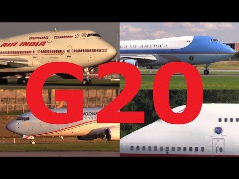 ✈ G20 -