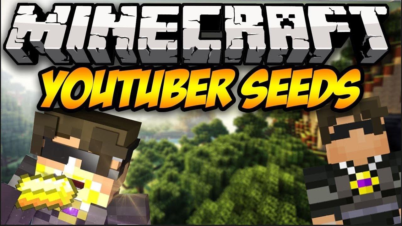 "Minecraft Seed Spotlight: ""SkyDoesMinecraft""  YouTuber Seeds #8"
