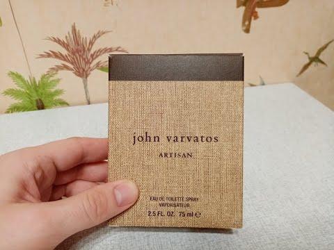 Отзыв на Парфюм John Varvatos Artisan